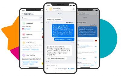 ChatWerk Messenger Chat (Bild: ChatWerk)