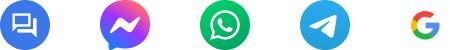 Chatwerk bietet Alle Kanale in eine Lösung